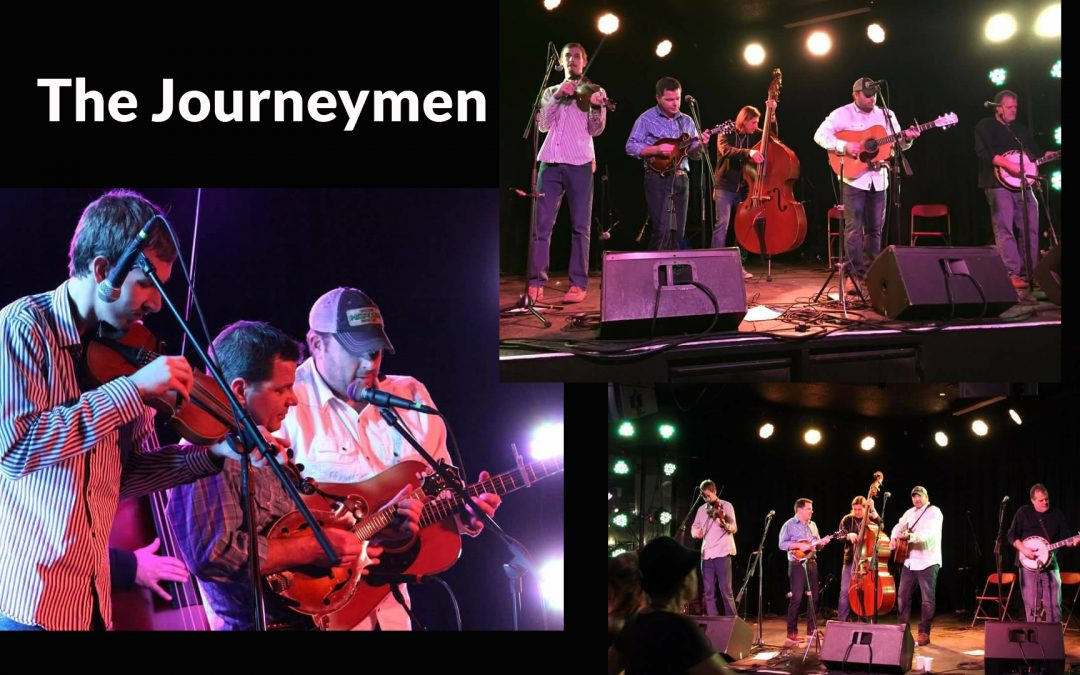 The Journeymen – Michigan Bluegrass