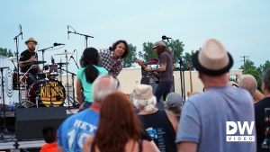 WLAV Summertime Blues with Davy Knowles